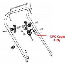 AL-KO Replacement OPC Cable (AK545165)