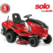 AL-KO Solo T15-93.7 HD-A Comfort Rear Collect Garden Tractor