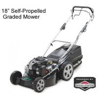 AL-KO Gardenline GL46 SP Self-Propelled Petrol Lawnmower