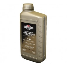 Briggs & Stratton Premium Synthetic Four Stroke Oil 1 Litre 100007 S