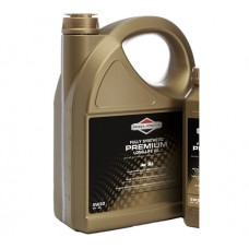 Briggs & Stratton Premium Synthetic Four Stroke Oil 5 Litre 100009 S