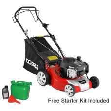 Cobra M40SPB 40cm Cut Self Propelled Petrol Lawn mower