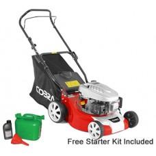 Cobra M40C 40cm Cut Push Petrol Lawn mower