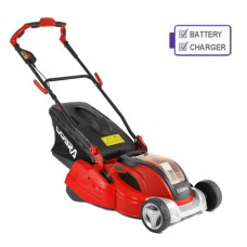 Cobra RM4140V Cordless Push Rear Roller Lawnmower
