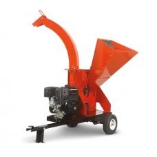 DR Pro XL ES 21.00 Rapid Feed Petrol Chipper / Shredder