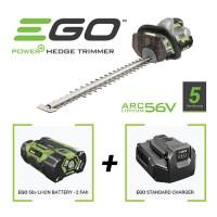 EGO Power + HT2401E Cordless 56v Hedgetrimmer Kit