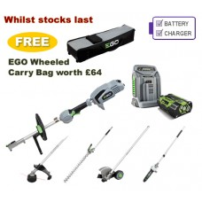EGO Power Plus MHSC2002E Cordless Multi-Tool Kit