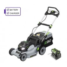 EGO LM1701E Push 42cm Cordless Lawn mower c/w battery & charger