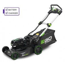 EGO Power + LM2021E-SP Self-Propelled Cordless Lawnmower c/w Battery & Charger
