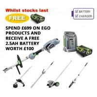 EGO Power Plus MHSC2002E Cordless Multi-Tool Kit