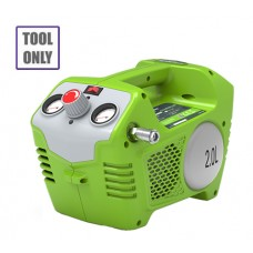 Greenworks G40AC 40v Compressor (Tool only)