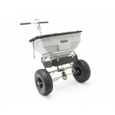 Handy 125lbs Push Salt Spreader