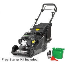 Hayter Harrier 41 Pro Autodrive Rear Roller Lawnmower (379)