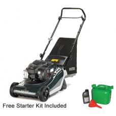 Hayter Spirit 41 Push Petrol Rear Roller Lawn mower
