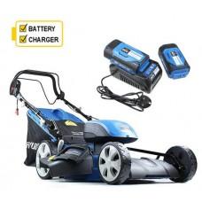 Hyundai HYM120Li510 120v Self-Propelled Cordless Lawn mower