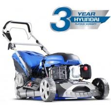 Hyundai HYM460SPE Self-Propelled Electric Start 4-in-1 Petrol Lawnmower