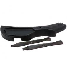 John Deere X100 Series Mulching Kit