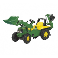 John Deere Junior Tractor/Loader/Excavator