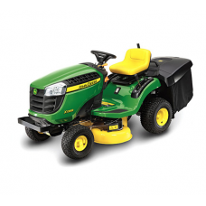 John Deere X135R Rear Collection Ride On Mower