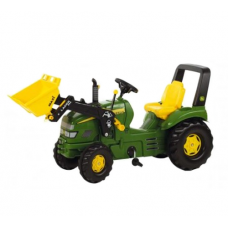John Deere Toy  X-Trac Tractor with Loader