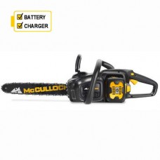 McCulloch LI58CS Power Li-NK 58v Chainsaw (c/w Battery & Charger)