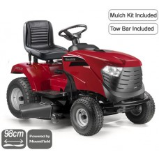 Mountfield 1538M-SD Side Discharge/Mulching Ride On Lawnmower