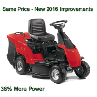 Mountfield 827H Compact Ride On Lawnmower