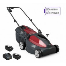 Mountfield Electress 38 Li 4 Wheel Cordless Mower with 2 x Battery and Charger