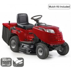 Mountfield 1638H Twin Rear Collect Lawn Tractor