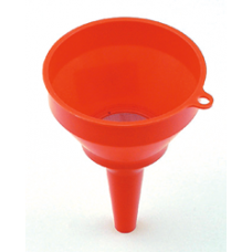 Polyethylene Funnel with Strainer