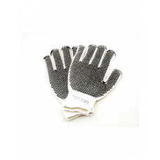 General Purpose Leather & Cotton Work Gloves