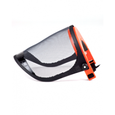Brushcutter - Mesh Visor with Rubber Strap