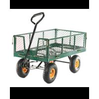 Cobra GCT320HD 320kg Steel Mesh Garden Cart (13 Inch Tyre)