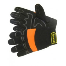 Garden Power Protective Gloves - Partial Gel Filled