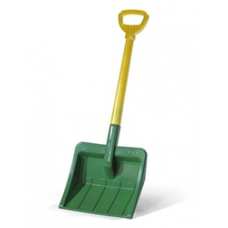 John Deere Green Toy Snow Shovel