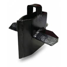 Mitox Multisplit Log Splitter 4-Way Splitting Wedge - Horizontal