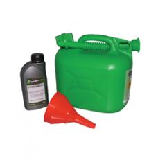 Workshop - Lawn mower Starter Kit