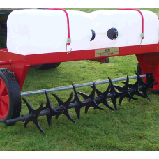 SCH 40 inch Grass Care System - Heavy Duty Aerator Attachment (HGA)