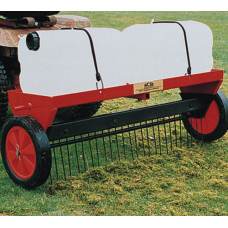 SCH 40 inch Grass Care System - Heavy Duty Moss Rake Attachment (HGM)