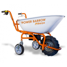 Sherpa Motorised Electric Wheelbarrow