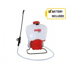 Solo 417 Comfort Cordless Back Pack Garden Sprayer