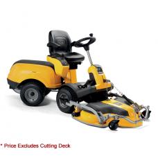 Stiga Park 540 DPX Diesel Out Front Deck Lawn mower