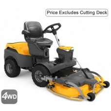 Stiga Park 740 PWX 4WD Out Front Deck Lawn mower