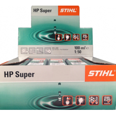 10x Stihl HP Super 2 Stroke Oil One Shot Bottles 0781 319 8052