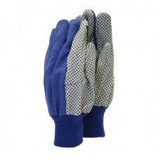 Town & Country Original Canvas Grip Unisex One Size Gardening Gloves