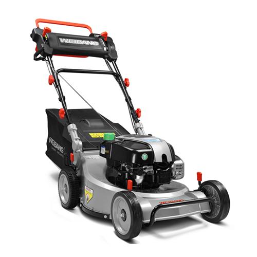 weibang virtue 53av self propelled petrol lawn mower. Black Bedroom Furniture Sets. Home Design Ideas