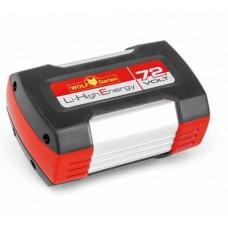 Wolf Garten 72v 2.5Ah Battery Pack