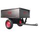 Tondu TSC500 Steel Utility Cart