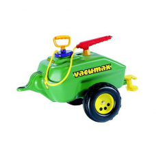 John Deere Vacumax Water Tanker with Spray Nozzle