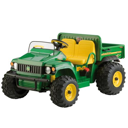 john deere hpx gator 12v toy tractor. Black Bedroom Furniture Sets. Home Design Ideas